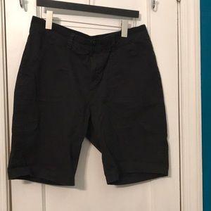 Black Lee Shorts